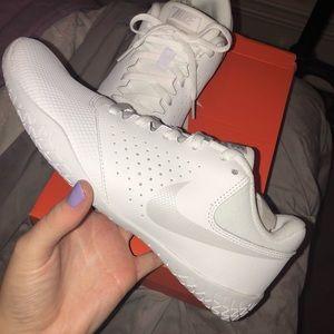 186b4a0cdc7a Nike Shoes - Woman s Nike cheer sideline IV NWT
